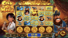 Coin Mania Online Slot