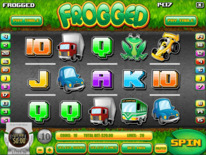 Frogged Online Slot