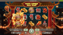 Happy Chinese New Year Online Slot