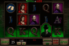 Jekyll And Hyde Online Slot