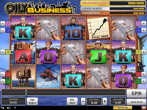 Oily Business Online Slot