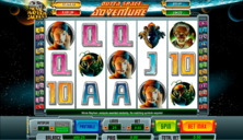 Outta Space Adventures Online Slot