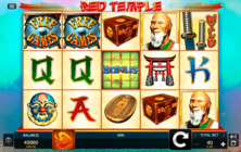Red Temple Fuga Online Slot