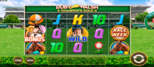 Ruby Walsh Champions Gold Online Slot