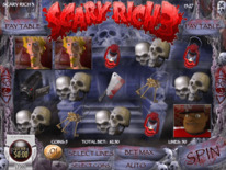 Scary Rich 3 Online Slot