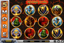 Scattered To Hell Online Slot