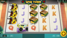 Spin Town Online Slot