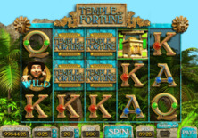 Temple Of Fortune Online Slot