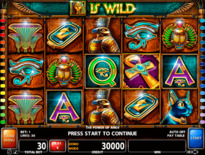 The Power Of Ankh Online Slot