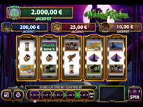 The Wizard Of Oz Wicked Riches Online Slot