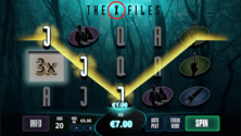 The Xfiles Online Slot