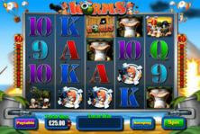 Worms Online Slot